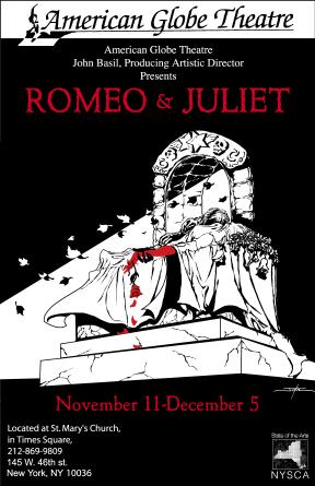 Romeo And Juliet American Globe Theater